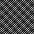 Carbon Fiber Background seamless vector Royalty Free Stock Photo