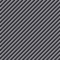 Carbon Fiber Seamless Background Stock Image