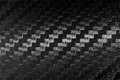 Carbon fiber textured close up Royalty Free Stock Images