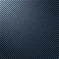 Carbon fibre fiber texture Royalty Free Stock Photo