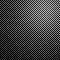 Carbon fibre mesh background Stock Photography