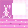 Card for kids with a Bunny4-01