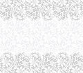 Card with lace fabric background Stock Photos