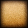 Cardboard closeup of brown texture Stock Images