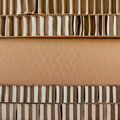 Cardboard packaging Royalty Free Stock Photo