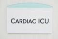 Cardiac ICU Royalty Free Stock Images