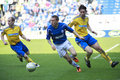 Cardiff City FC - Craig Bellamy Stock Photo