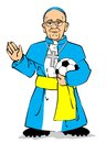 Cardinal jorge mario bergoglio argentina will be new pope name pope francis one hundred fifteen cardinals locked away sistine Stock Images