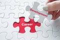 Career Development Royalty Free Stock Photo