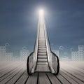 Career escalator