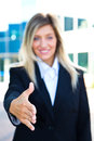 Career woman Royalty Free Stock Photo