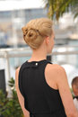 Carey mulligan at the photocall for her movie inside llewyn davis in competition at the th festival de cannes may cannes france Stock Image