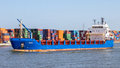 Cargo container ship Port Royalty Free Stock Photo