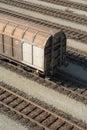 Cargo Train Car Stock Images