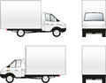 Cargo truck Royalty Free Stock Images