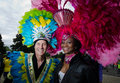 Caribbean carnival Stock Photos