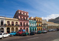Karibský budova na hlavní ulice