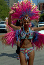 Carifesta montreal great carnival of carifiesta is the second greatest caribbean carnival in importance in canada Royalty Free Stock Photo