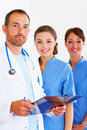 A caring profession Royalty Free Stock Photography