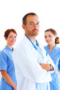 A caring profession Stock Photos