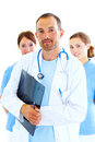 Caring profession Royalty Free Stock Photos