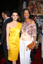 Carla Gugino,Garcelle Beauvais Royalty Free Stock Photos