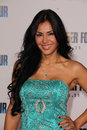 Carla ortiz at the i am number four world premiere village theater westwood ca Royalty Free Stock Image