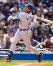 Carlos Beltran, Kansas City Royals Royalty Free Stock Photo