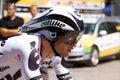 Carlos Sastre - Tour de France 2009 Royalty Free Stock Photo