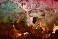 Carlsbad Cavern Royalty Free Stock Images