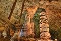Carlsbad Caverns National Park Royalty Free Stock Photo