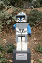 CARLSBAD, US, FEB 6: Star Wars Captain Rex Minifigure made with Stock Image