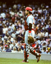 Carlton fisk boston red sox former and hall of fame catcher image taken from color slide Stock Photo