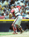 Carlton Fisk Royalty Free Stock Photo