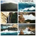 Carmel Sea Royalty Free Stock Photo