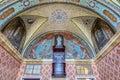 Carmelite convent in mdina malta located Stock Photos