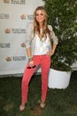 Carmen Electra at the Elizabeth Glaser Foundation's  Stock Image
