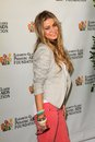 Carmen Electra at the Elizabeth Glaser Foundation's  Stock Photos