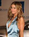 Carmen electra gm fashion show tent hollywood los angeles ca february Royalty Free Stock Photo