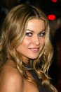 Carmen electra gq magazine s th anniversary men year issue release party mr chow s beverly hills ca Royalty Free Stock Photos
