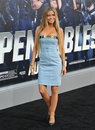 Carmen electra los angeles ca august at the los angeles premiere of the expendables at the tcl chinese theatre hollywood Stock Photos