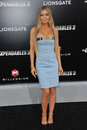 Carmen electra los angeles ca august at the los angeles premiere of the expendables at the tcl chinese theatre hollywood Stock Image