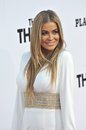 Carmen electra los angeles ca june at the world premiere of this is the end at the regency village theatre westwood Royalty Free Stock Photography