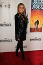 Carmen electra the rock at of ages opening night pantages theater hollywood ca Royalty Free Stock Photo