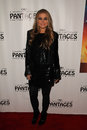 Carmen electra the rock at of ages opening night pantages theater hollywood ca Stock Image