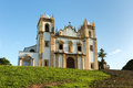 Carmo church in Olinda, Pernambuco, Brazil Royalty Free Stock Photo