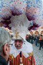 Carnaval de Binche. Stock Photography