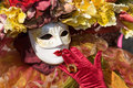 Carneval mask Stock Photo