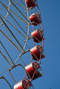 Carnival Big Ferris Wheel Stock Images