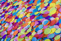Carnival confetti Royalty Free Stock Images